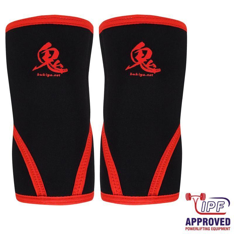 f73d59888f Oni Classic Knee Sleeves - Iron Ronin